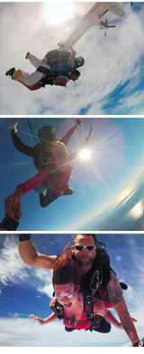 Skydive Orlando, Titusville - 18,000ft Jump