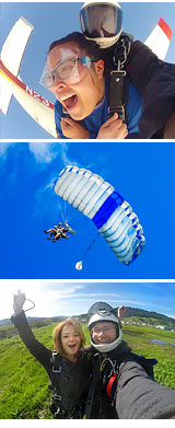 Skydive San Fracisco Novato
