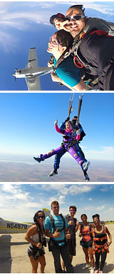Skydiving Dallas - 13,500ft Jump