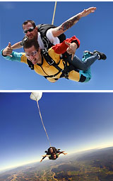 Skydiving San Francisco - 8000ft Jump