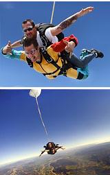 Skydiving San Francisco - 8000ft Jump