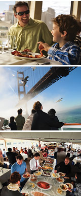 Weekend Brunch Cruise San Francisco - 2 Hours