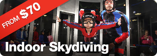Adrenaline Indoor Skydiving