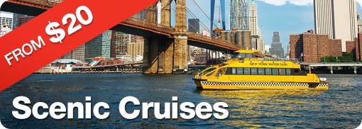 Adrenaline Scenic cruises