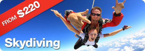 Adrenaline Skydiving